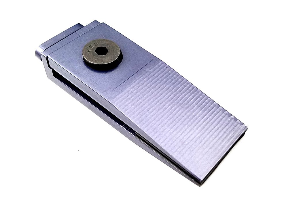 Vipersharp knife sharpener clamp