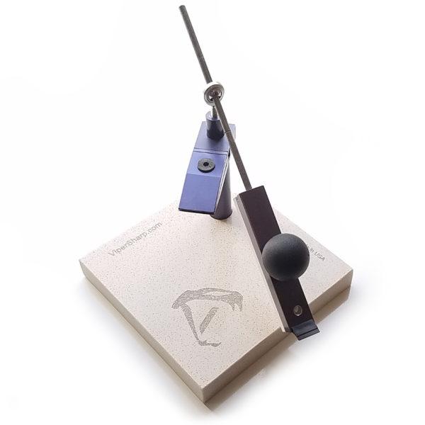 Vipersharp knife sharpener stone base