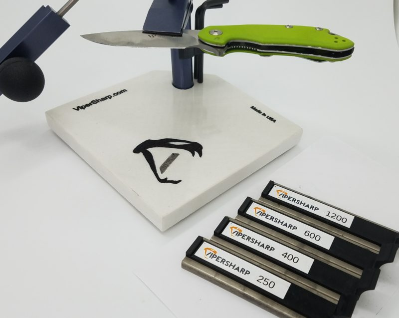 ViperSharp Diamond Knife Sharpening Kit