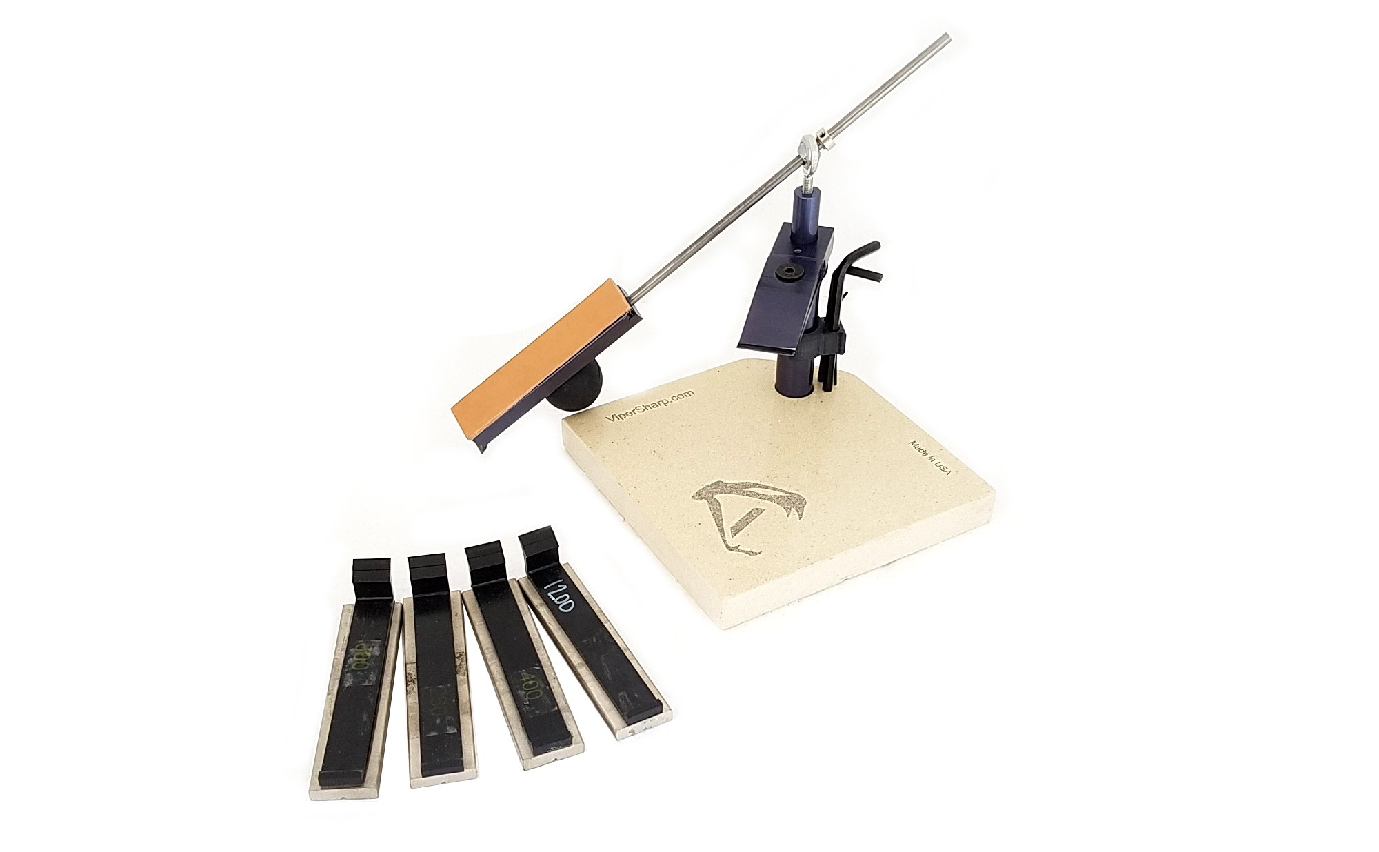 ViperSharp Diamond Sharpening Kit