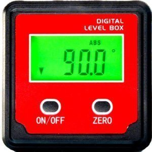 Magnetic Digital Angle Finder